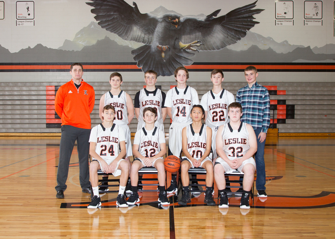 2018 Freshman Boys Basketball